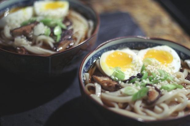 Udon Noodle Bowls